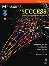 Measures of Success - Bassoon Book 2