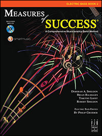 Measures of Success - Electric Bass Book 2