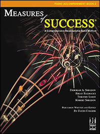 Measures of Success - Piano Accompaniment Book 2