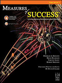 Measures of Success - Tuba Book 2