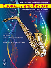 Chorales and Beyond - Alto Sax/Bari Sax