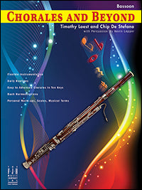 Chorales and Beyond - Bassoon