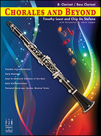 Chorales and Beyond - Clarinet/Bass Clarinet