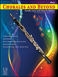 Chorales and Beyond - Oboe