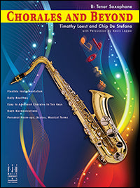 Chorales and Beyond - Tenor Sax