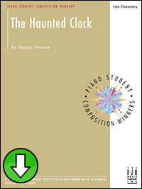 The Haunted Clock (Digital Download)