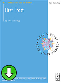 First Frost (Digital Download)