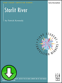 Starlit River (Digital Download)