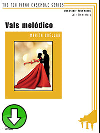 Vals melódico (Digital Download)