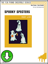 Spooky Specters (Digital Download)