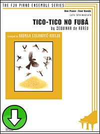 Tico-Tico no Fubá (Digital Download)