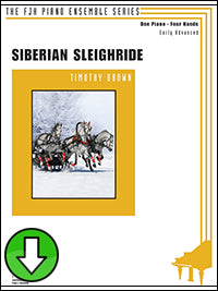 Siberian Sleighride (Digital Download)