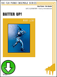 Batter Up! (Digital Download)