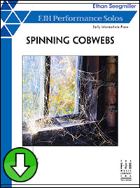 Spinning Cobwebs (Digital Download)