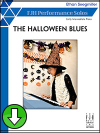 The Halloween Blues (Digital Download)