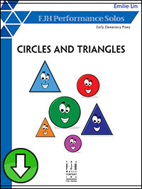 Circles and Triangles (Digital Download)