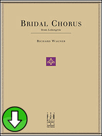 Bridal Chorus (from Lohengrin) (Digital Download)