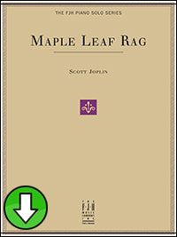Maple Leaf Rag (Digital Download)
