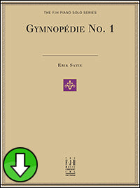 Gymnopédie No. 1 (Digital Download)