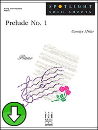 Prelude No. 1 (Digital Download)