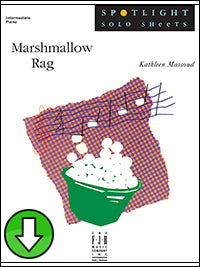 Marshmallow Rag (Digital Download)
