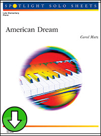 American Dream (Digital Download)