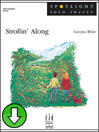 Strollin' Along (Digital Download)