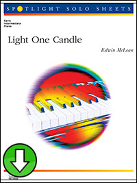 Light One Candle (Digital Download)