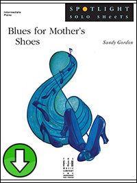 Blues for Mother's Shoes (Digital Download)