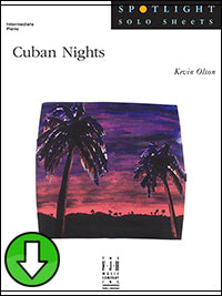 Cuban Nights (Digital Download)