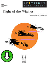 Flight of the Witches (Digital Download)