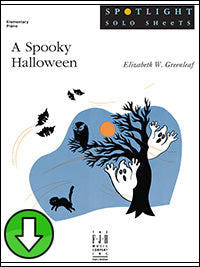 A Spooky Halloween (Digital Download)