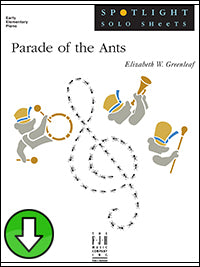Parade of the Ants (Digital Download)