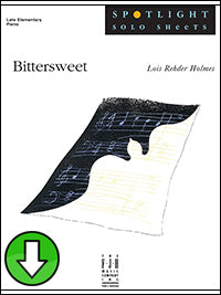 Bittersweet (Digital Download)