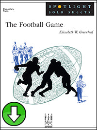 The Football Game (Digital Download)