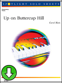 Up on Buttercup Hill (Digital Download)