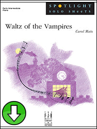 Waltz of the Vampires (Digital Download)