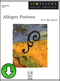 Allegro Furioso (Digital Download)