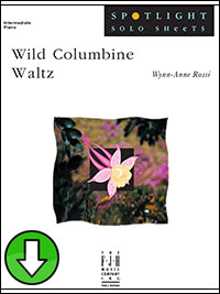 Wild Columbine Waltz (Digital Download)