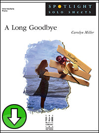 A Long Goodbye (Digital Download)