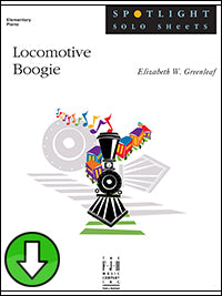 Locomotive Boogie (Digital Download)