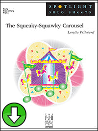 The Squeaky-Squawky Carousel (Digital Download)