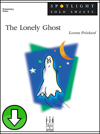 The Lonely Ghost (Digital Download)
