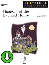 Phantom of the Haunted House (Digital Download)