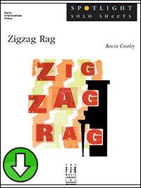 Zigzag Rag (Digital Download)