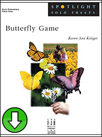 Butterfly Game (Digital Download)