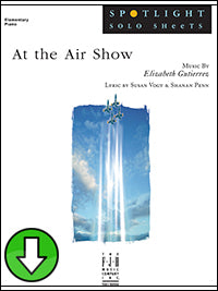 At the Air Show (Digital Download)