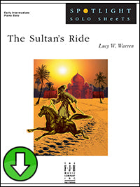 The Sultan's Ride (Digital Download)