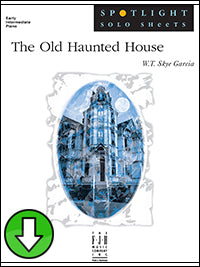 The Old Haunted House (Digital Download)