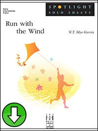 Run with the Wind (Digital Download)